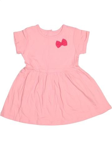 Vestido niña PRIMARK rosa 2 años verano #1503150_1