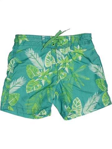Maillot de bain garçon H&M vert 6 ans été #1503245_1