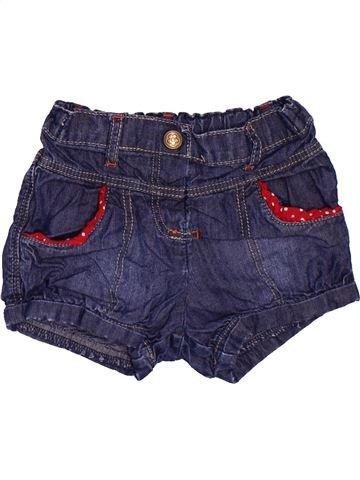 Short-Bermudas niña MARKS & SPENCER azul 2 años verano #1503338_1