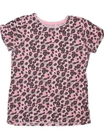 T-shirt manches courtes fille PRIMARK rose 11 ans été #1503366_1