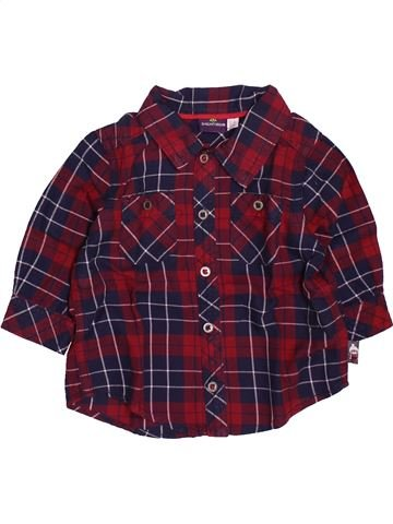 Camisa de manga larga niño SERGENT MAJOR marrón 6 meses invierno #1503821_1