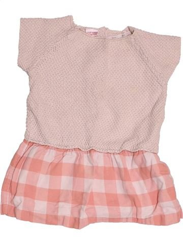 Vestido niña ZARA rosa 18 meses invierno #1504269_1