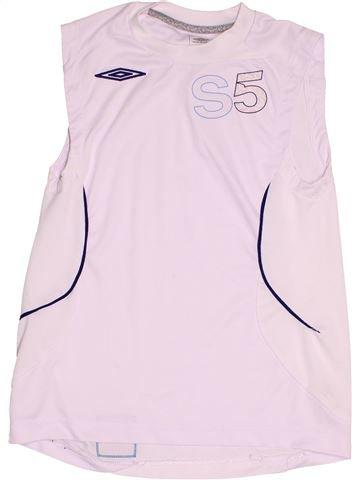 Camiseta deportivas niño UMBRO rosa 12 años verano #1505071_1