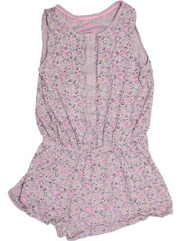 Pyjama 1 pièce fille MATALAN gris 13 ans été #1505197_1