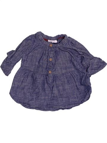 Blusa de manga larga niña NEXT violeta 6 meses invierno #1505244_1