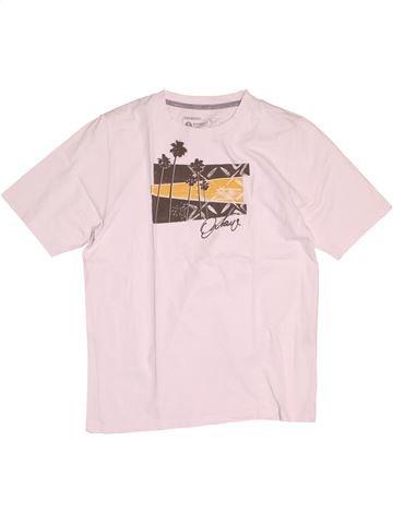 T-shirt manches courtes garçon OXBOW blanc 16 ans été #1505423_1