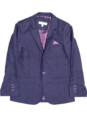 Veste garçon JOHN ROCHA violet 9 ans hiver #1506737_1