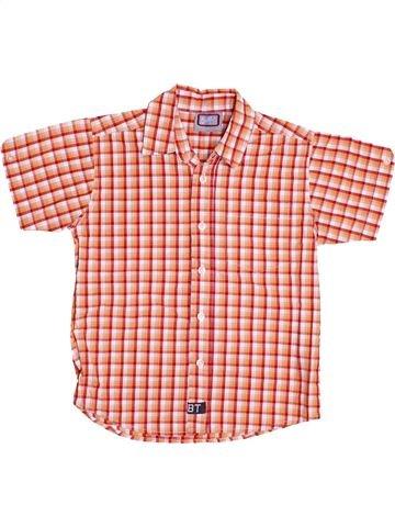 Chemise manches courtes garçon OUTFIT rose 6 ans été #1507012_1
