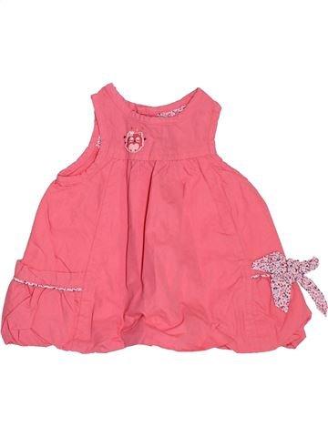 Vestido niña SERGENT MAJOR rosa 3 meses verano #1507317_1