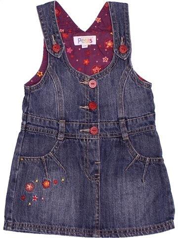 Vestido niña LA COMPAGNIE DES PETITS violeta 12 meses invierno #1507386_1