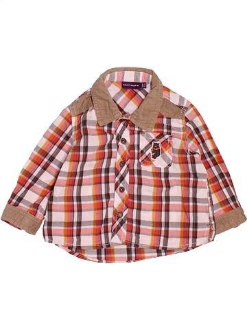 Camisa de manga larga niño SERGENT MAJOR rosa 6 meses invierno #1507474_1