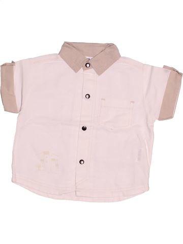 Camisa de manga corta niño SUCRE D'ORGE rosa 6 meses verano #1507894_1