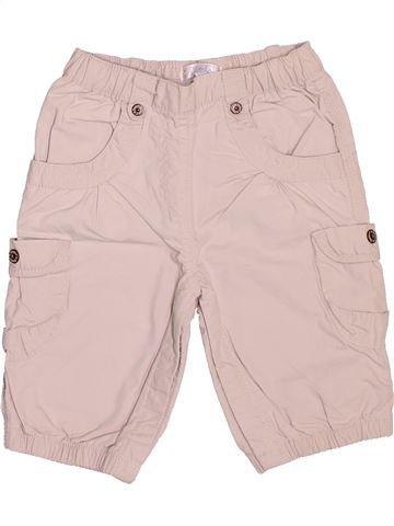 Pantalon garçon KIABI rose 3 mois hiver #1508646_1