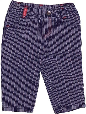 Pantalon garçon ORCHESTRA bleu 3 mois hiver #1508647_1
