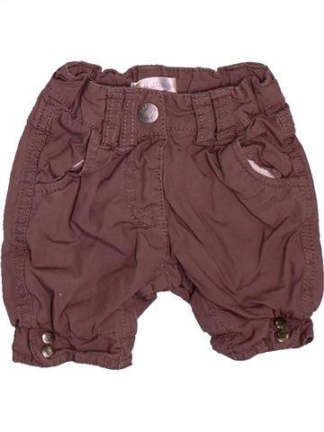 Short - Bermuda garçon KIABI marron 1 mois été #1508806_1