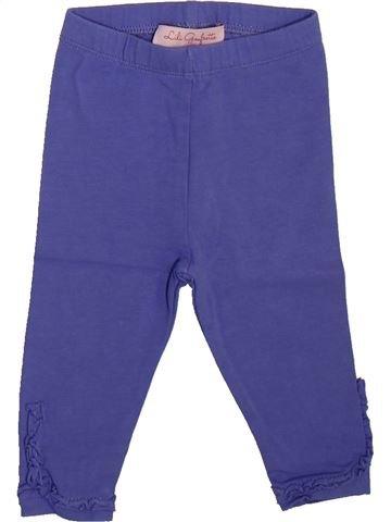 Legging niña LILI GAUFRETTE violeta 3 meses invierno #1508910_1