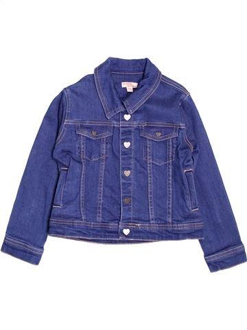Veste fille DPAM bleu 6 ans été #1509163_1