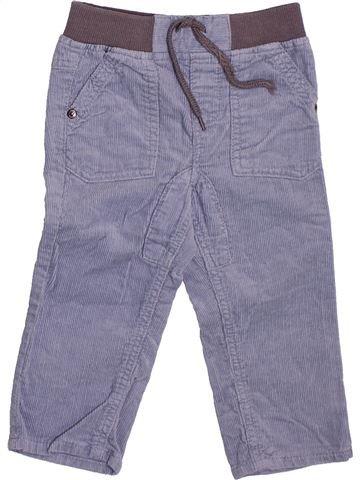 Pantalón niño TAPE À L'OEIL azul 6 meses invierno #1510074_1