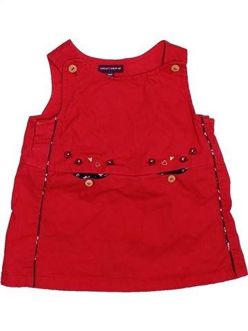 Vestido niña SERGENT MAJOR rojo 6 meses invierno #1510119_1