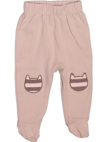 Pantalon garçon VERTBAUDET rose 1 mois hiver #1510121_1