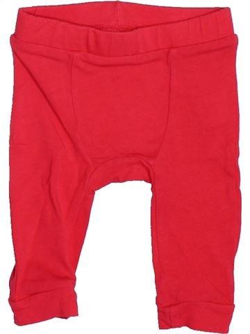 Pantalon fille ORCHESTRA rouge 3 mois hiver #1510125_1
