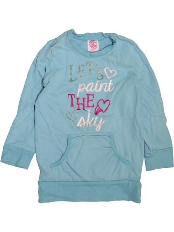 Robe fille CHICCO bleu 4 ans hiver #1510205_1