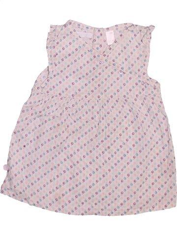 Túnica niña OKAIDI rosa 18 meses verano #1510289_1