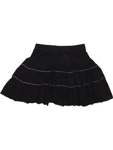 Jupe fille ORCHESTRA noir 8 ans été #1510344_1