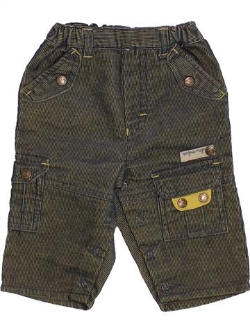 Pantalon garçon SERGENT MAJOR marron 6 mois hiver #1510544_1