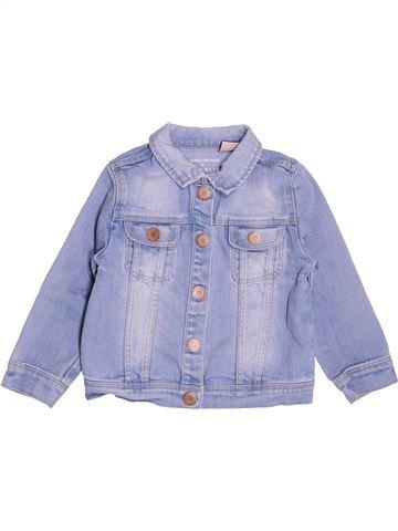 Chaqueta niña ZARA azul 2 años verano #1511195_1