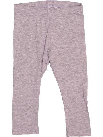 Legging niña H&M gris 2 años verano #1511207_1