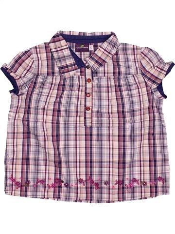 Blusa de manga corta niña SERGENT MAJOR violeta 5 años verano #1511612_1