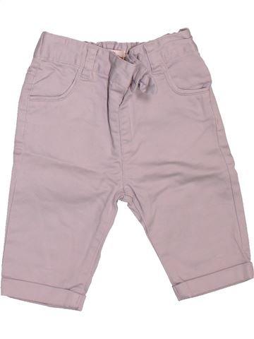 Pantalon fille DPAM gris 3 mois été #1512259_1