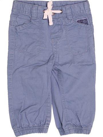 Pantalon garçon TAPE À L'OEIL bleu 6 mois hiver #1512621_1