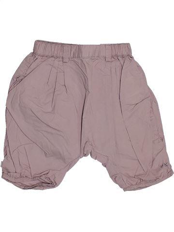 Pantalon fille OKAIDI gris 6 mois été #1513232_1
