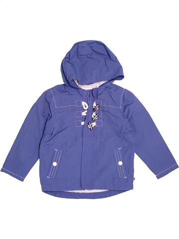 Veste garçon OKAIDI bleu 3 ans hiver #1514927_1
