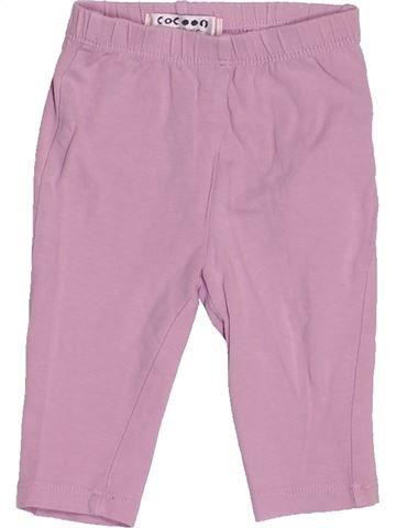 Legging niña LA REDOUTE rosa 3 meses invierno #1515955_1