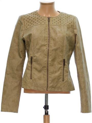 Vestes cuir simili femme CAMAIEU 40 (M - T2) hiver #1516078_1
