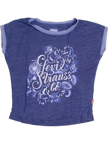 T-shirt manches courtes garçon LEVI'S bleu 8 ans été #1516976_1