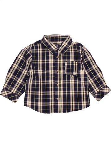 Chemise manches longues garçon KIABI gris 18 mois hiver #1517158_1