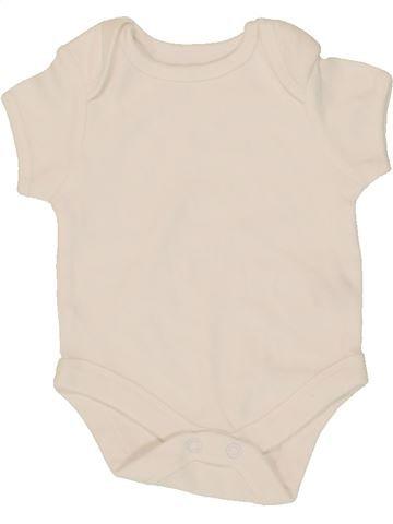 Camiseta de manga corta unisex PEP&CO beige 0 meses verano #1518218_1