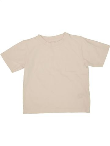 T-shirt manches courtes garçon SCHOOL LIFE bleu 5 ans été #1519231_1