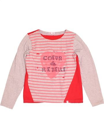 Sweat fille DPAM rose 14 ans hiver #1519398_1