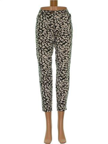 Pantalon femme H&M 38 (M - T1) été #1519619_1