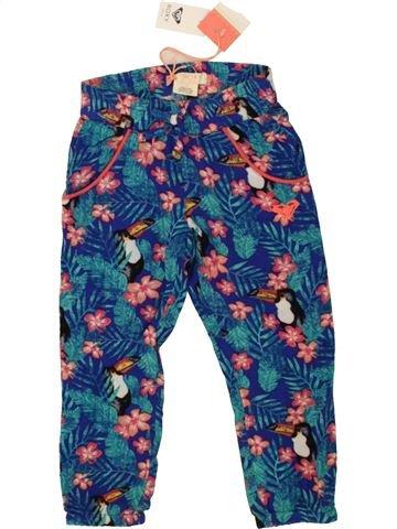 Pantalon fille ROXY bleu 3 ans été #1519867_1