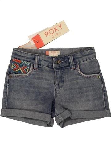 Short-Bermudas niña ROXY gris 2 años verano #1519937_1