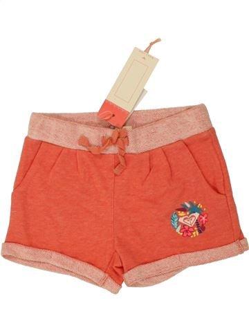 Short - Bermuda fille ROXY orange 3 ans été #1519941_1