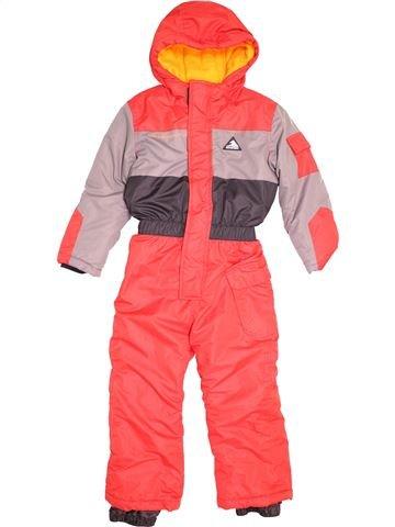 Ski garçon LONGBOARD rose 5 ans hiver #1520777_1
