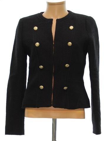 Vestes cuir simili femme MANGO M hiver #1521395_1