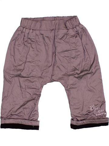 Pantalon garçon SUCRE D'ORGE gris 6 mois hiver #1521827_1